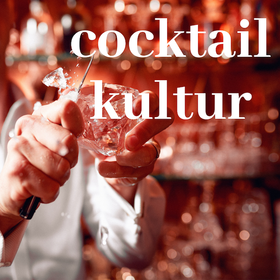 cover art for cocktail kultur podcast series